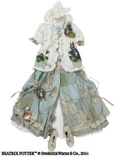 Beautiful Outfits, Cute Outfits, Mori Girl Fashion, Altered Couture, Pink Houses, Japanese Street Fashion, Complete Outfits, Shabby Chic, Comfortable Outfits