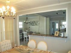 LOVE the dining set-up in this breakfast nook! Great idea for the new house?