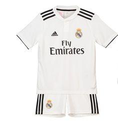 Real Madrid kid set 18 19  football  footballfans  goal  fanpage   44e5e95110111