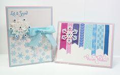 Embellished Dreams:  Christmas Cards designed by Heidi Blankenship