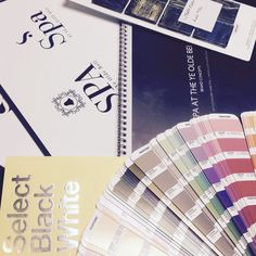 Exciting branding meeting with @yeoldebellhotel  #brand #hotel #marketing #hospitality #spa #colours #yeoldebell