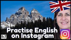 The BEST WAY to get MOTIVATED in learning English is to CONNECT with REAL PEOPLE and not do boring exercises. Check out how to PRACTISE ENGLISH on INSTAGRAM Speak English Fluently, Learning English, Real People, Connect, Exercises, How To Get, Motivation, Check, Instagram