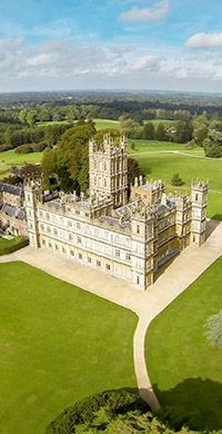 Welcome to Highclere Castle