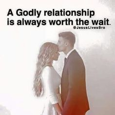 Haven't found a true Christian woman yet. Wait for what?
