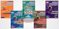 Nova -  Apostila Concurso Praia Grande SP - Vários Cargos  #concursos