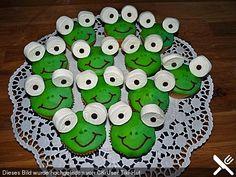 Frosch-Muffins, ein beliebtes Rezept aus der Kategorie Backen. Bewertungen: 47. Durchschnitt: Ø 4,4.