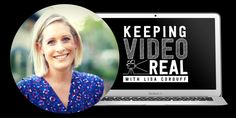 with Lisa Corduff Online Friends, Facebook Business, Keep It Real, Video Production, When Us, Friends Forever, Lisa, Let It Be, Marketing