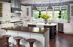 L.A. House: 'A Designer's Dream' - Traditional Home®