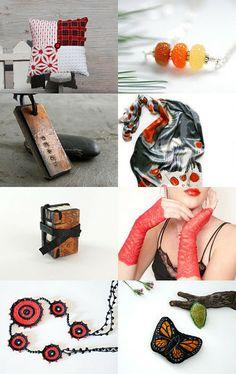 Handmade Gifts by DK Miller #ArtisansCollaborative #DarkBeauty #Handmade #Christmas #Gift --Pinned with TreasuryPin.com