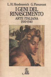 I miei libri... e altro di CiBiEffe: Ludwig Heinrich Heydenreich, Günter Passavant - I ...