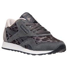 Reebok Women's Classic Nylon Wild Casual Sneakers from Finish Line Casual Sneakers, Casual Shoes, Cinderella Shoes, Rubber Shoes, Shoe Boots, Women's Shoes, Me Too Shoes, Reebok, Athletic Shoes