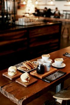 Where to find cafes like this. Cafes whereby I can sit down enjoy smelling, sipping coffee and devour desserts in peace, not caring a hoot about the stressful world.