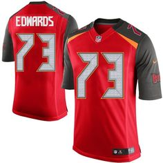 Nike Limited Mike Alstott Red Youth Jersey - Tampa Bay Buccaneers NFL Home 5e2b596642b