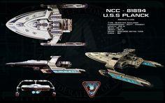 Merian class ortho - USS Planck by unusualsuspex.deviantart.com on @DeviantArt