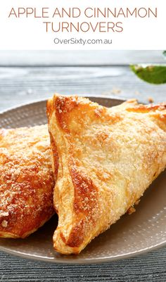Apple and Cinnamon Turnovers - A quick and easy dessert that doesn't ...