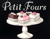 Petit Fours by Everyday is a Holiday $29.00