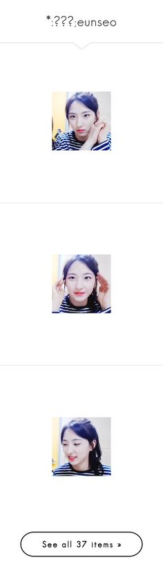 """""""*:・゚♡;eunseo"""" by empanadaboi ❤ liked on Polyvore"""