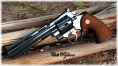 Colt Python. Prohibitively expensive, but the quality is undeniable.