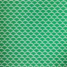 New Wave Green - 100% Cotton Fabric - SOLD BY THE YARD