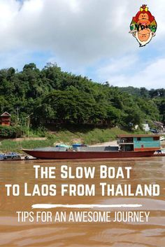 """A lot of travellers do """"The Loop"""" while backpacking in Asia. The slow boat to Laos offers a local experience with beautiful scenery and a perfect place to meet fellow travellers to continue your trip with."""