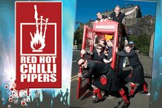 The EPC - Red Hot Chilli Pipers Season Event