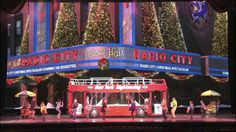 Watch a sneak peek of the Radio City Christmas Spectacular starring the Rockettes!   Great!!