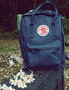 c0f6476d717 48 Best Fjallraven Kanken blue images | Backpack bags, Backpacks ...
