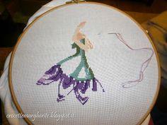 Water Lily di Nora Corbett Crocette e Margherite