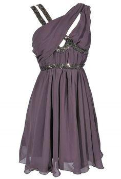 Morí con este vestido...