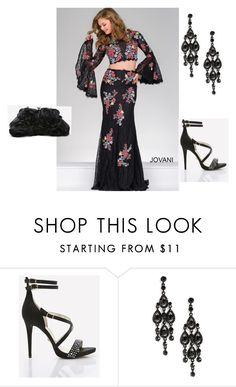 """""""Floral Girl"""" by ashgoins ❤ liked on Polyvore featuring Bebe"""