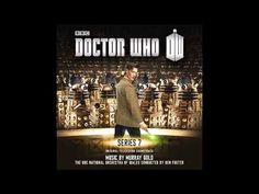 Doctor Who Series 7 Disc 2 Track 33 - A Secret He Will Take To His Grave - Gorgeous rendition of Gallifrey!