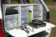 AutoRent Hertz Camper Wagon - Campervan Hire Australia