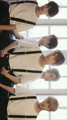 Jooheon, Namjin, Day6 Sungjin, Korea Wallpaper, Mode Rose, W Korea, Musica Popular, Young Ones, Hip Hop