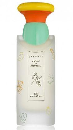 parfum pour bebe // petits et mamans eau sans alcool bulgari #baby #fragrance