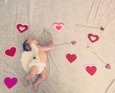 Valentines Day picture ideas,Monthly Baby Pictures Valentine's Day Baby Photos, Valentine's baby pictures, Valentine's baby photos, february baby photos
