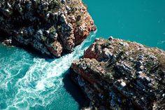Horizontal Waterfall - Kimberley Coast, North Western Australia