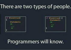 Do you program?