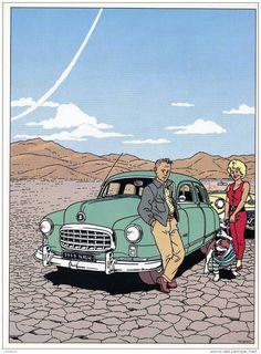Ted Benoit - Automobiles