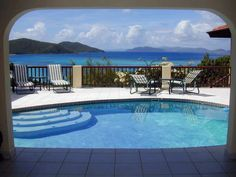 "Satori Villa in Mahoe Bay-Selling ""As Is"" - BVI Real Estate, British Virgin Islands Homes for Sale & Rent Vacation Home Rentals, Dream Vacations, Vacation Spots, Caribbean Homes, Virgin Gorda, Resort Villa, British Virgin Islands, Around The Worlds"