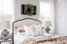 Cute patterns in guest room   Dear Wesleyann