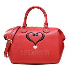Borsa Bauletto Love Moschino Primavera Estate 2016
