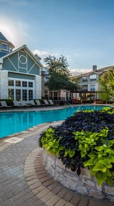 Get an inside look at the beautiful apartment homes and community at Griffis SoCo Austin in Austin, TX. Austin Apartment, Austin Tx, Great Places, Apartments, Tours, Bath, Mansions, Bedroom, House Styles