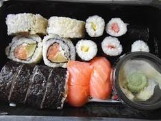 Sushi, Eat, Ethnic Recipes, Food, Meals