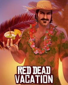 They should make an alternate timeline DLC, and this is it lol dutch reddeadvacation dlc rdr memes tahiti mangoes dutchvanderlinde cowboy Dead Mau5, Wild West Games, Red Dead Redemption 1, Read Dead, I Have A Plan, How To Plan, Red Dead Online, Rdr 2, God Of War