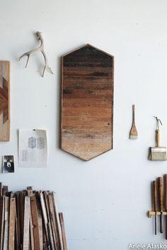 Ariele Alasko Wood Panel