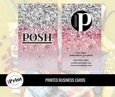 23 Best Perfectly Posh Business Cards Images Business Cards Carte