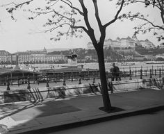 Pearl of Danube Old Pictures, Old Photos, Budapest Hungary, Historical Photos, Tao, The Past, Black And White, Travel, Pearl