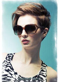 Summer Short Collection  Hair: Allan Munguia  Makeup: Teresa Litchfield  Photo: Allan Munguia