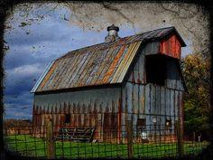 Ross county Ohio Barn      ......rh