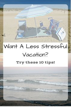 Ten strategies to help you have less stress and expense on your next vacation. via @pursueproject